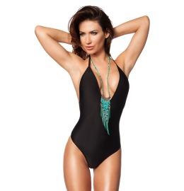 Swimsuit schwarz