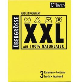 XXL 3 St. Kondome