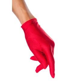 Satin-Handschuhe kurz