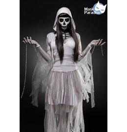 Komplettset Skeleton Ghost