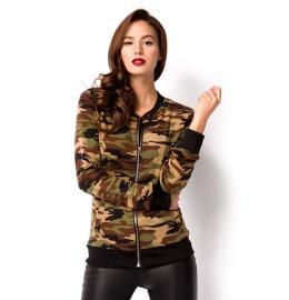 Camouflage-Jacke