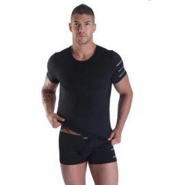 Herren T-Shirt Roadster schwarz