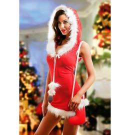 Christmas Outfit Santa rot