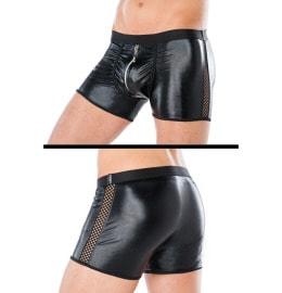 schwarzer Boxershort MC/9055 schwarz