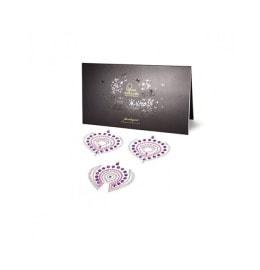 Nipple-Patch Flamboyant Violet & Pink