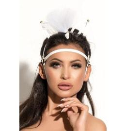 Kopfmaske MK 19 weiß