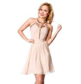Altrosa Party-Kleid