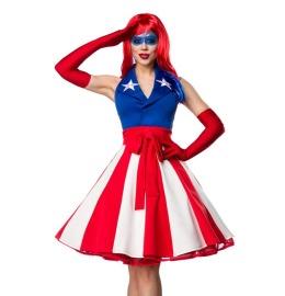 Sexy Captain America Kostüm